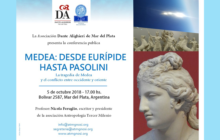 Medea: Desde Euripide hasta Pasolini